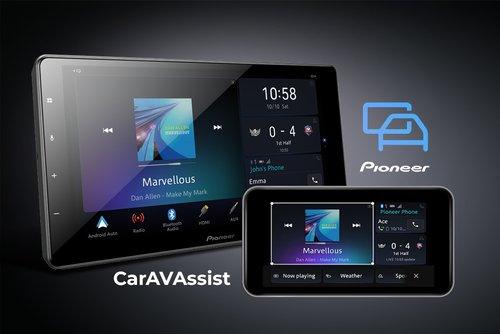 CarAVAssist App
