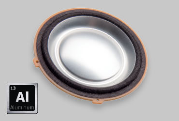 Aluminium Alloy Balanced Dome Tweeter