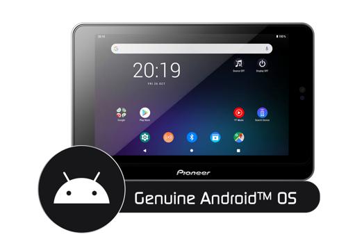 Genuine AndroidTM OS