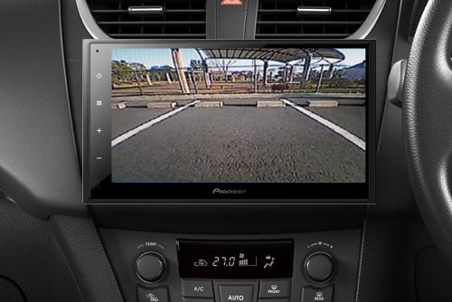 Rear View Camera Input