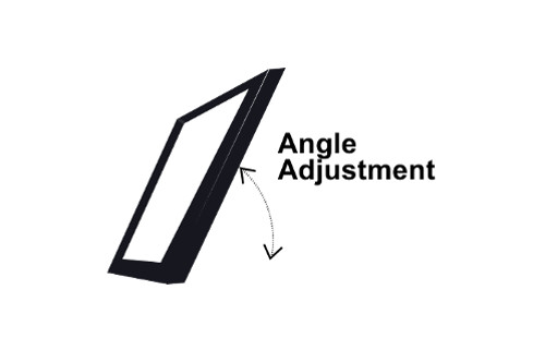 Adjustable Viewing Angle