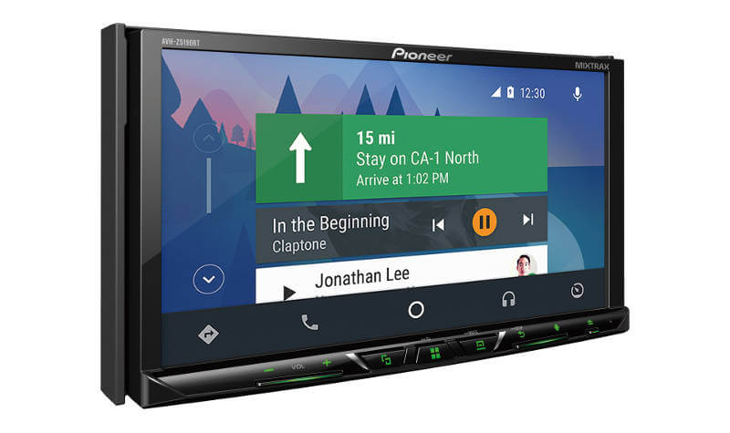 Pioneer India - AVH-Z5190BT | Power up your car with all the