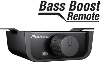 Bass Boost Remote