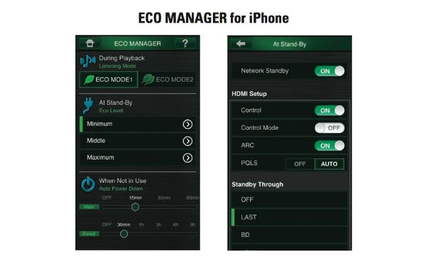 Energy Efficient settings