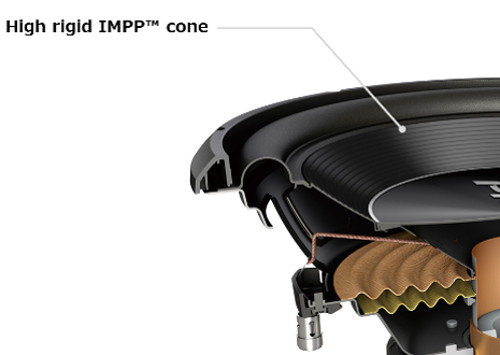 High rigid IMPP™ cone