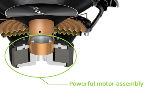 Powerfull Motor Assembly