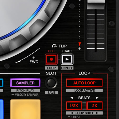 NATIVE SERATO FLIP