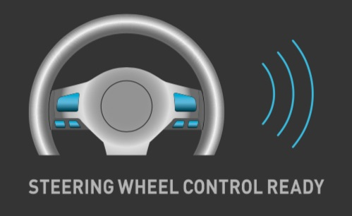 Learning Steering Wheel Control