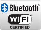 Dual Band WiFi & Bluetooth built-in