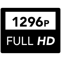 Full HD 1296p Recording