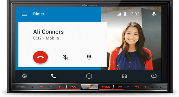 Android Auto in India with Pioneer Car Stereo, Head Units