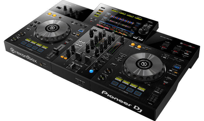 Pioneer India - XDJ-RR | All-in-one DJ system for rekordbox