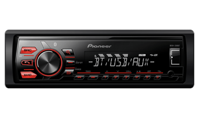 Demo and features of the pioneer car stereo with bluetooth deh.