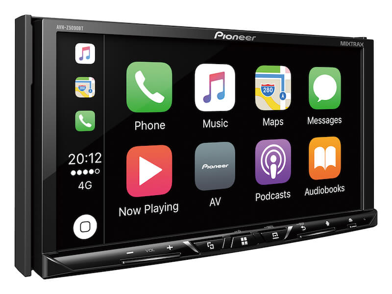 Pioneer India - AVH-Z5090BT | Power up your car with all the latest