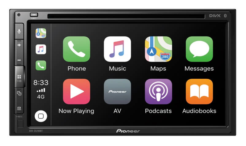 How to play music from my phone through my car audio