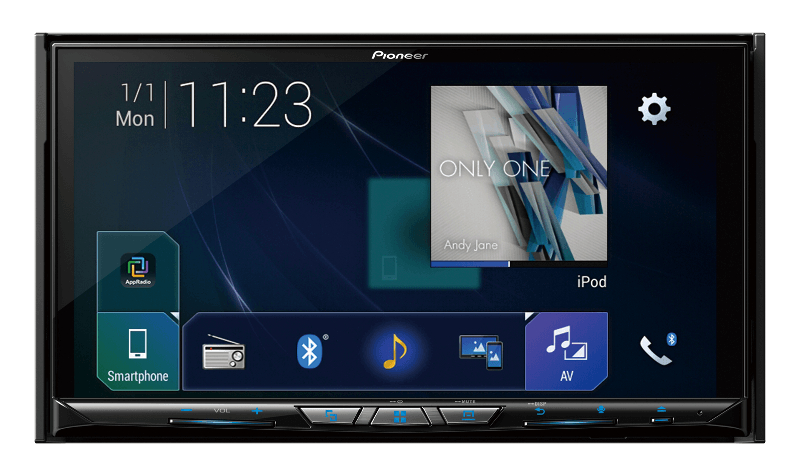 Pioneer India - AVH-Z9190BT | This next generation car