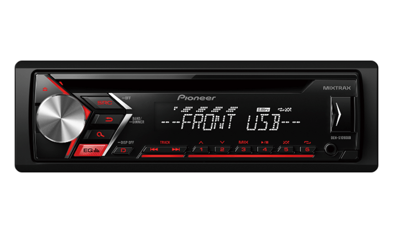 pioneer india deh s1090ub car cd player for seamless rh pioneer india in Pioneer Car Stereo Deh Pioneer Car Stereo Models