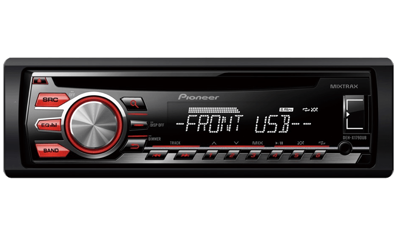 pioneer india deh x1790ub play music from multiple sources like rh pioneer india in Custom Car Audio Systems Car Audio Power Distribution