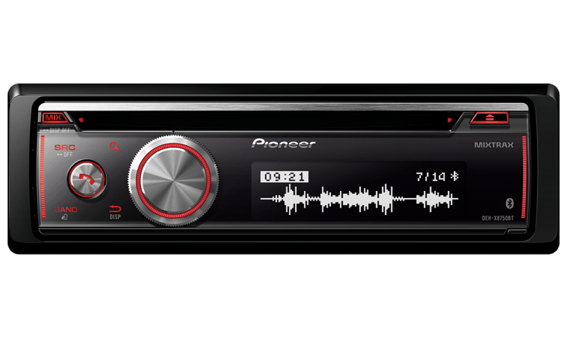 pioneer india deh x8750bt enjoy music streaming & hands free pioneer mixtrax power supply car audio pioneer mixtrax x6700bt wiring diagram #15